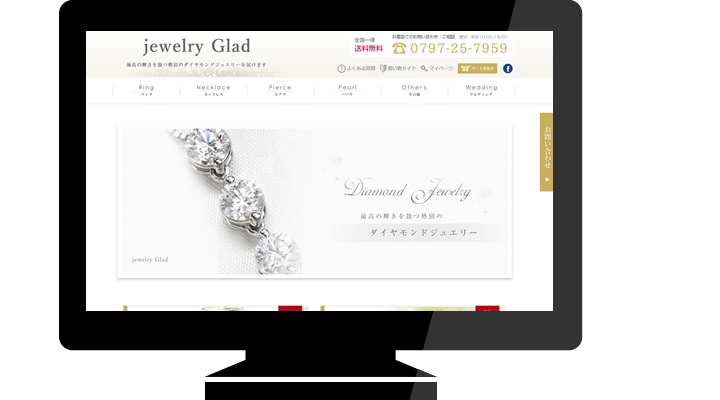 jewelryGlad Official Website
