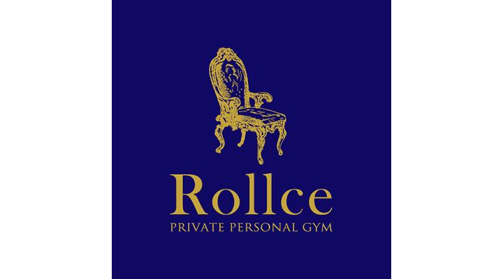プライベート パーソナル ジム Rollce(ロールス)ロゴ